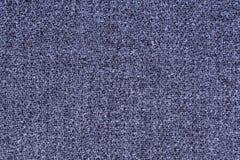 Texturbakgrund för Woolen tyg, slut upp Royaltyfri Foto
