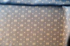 Texturbakgrundsmodell Brunt siden- tyg Abstrakt backgrou Arkivfoton