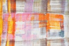 Texturbakgrundsmodell Siden- tunt tyg, abstrakt modellnolla Arkivfoto