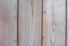 Texturbräden som gjorde av ljust trä arkivbilder