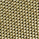 texture à chaînes en métal d'or de couleur d'armure Photo libre de droits