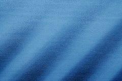 Texture ?clatante en plastique dans le ton de bleu marine photographie stock libre de droits