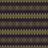 Texture élégante sans couture avec la couleur brune illustration de vecteur
