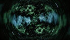 Texture étoilée de fond d'espace extra-atmosphérique Photo stock