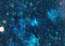 Texture étoilée de fond d'espace extra-atmosphérique Espace lointain Photo libre de droits