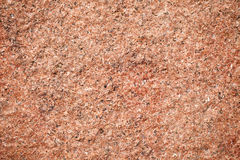Texture  ​​of red granite Royalty Free Stock Image