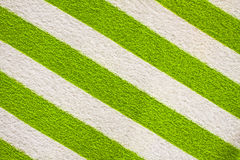 Texture. Green and white Cotton coat,a part of sweater stock photos