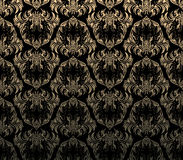 Texture. Antique background with simples symbols Royalty Free Stock Photos