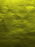 Texture. Of the green paper Stock Photo