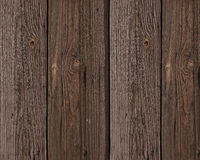 Texture. Seamless old brown wood texture Stock Images