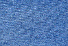 Texture. Blue jeans material texture background Stock Photos