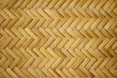 Texture. Bamboo basket making in thailand Royalty Free Stock Image