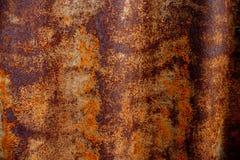Texture. Colors rust zinc of texture Royalty Free Stock Photos
