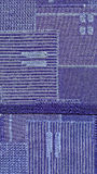 Texture. Close-up of material, blue background Royalty Free Stock Photography