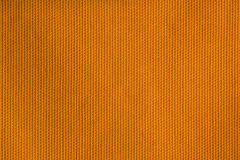 Texture Orange Fabric Stock Images