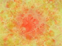 Texture 4 de jaune orange d'or Photos stock