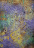 Texture. Colorful grungy texture for your artistic creations and/or projects Stock Image