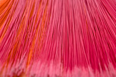Texture. Of the pink fibre Royalty Free Stock Photography