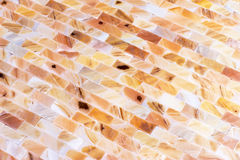 Texture. Of blocks with pearl pattern Stock Photography