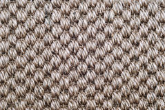Texture of abaca carpet Stock Images