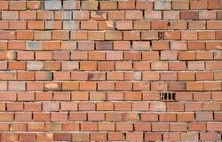 Texture abandonnée de mur de briques image libre de droits
