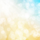 A texture, abstract background is colorful bokeh light from sun. Texture, abstract background is colorful bokeh light from sun for happy new year day, christmas royalty free illustration