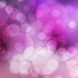 A texture, abstract background is colorful bokeh light from sun Royalty Free Stock Photos
