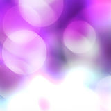 A texture, abstract background is colorful bokeh light from sun Royalty Free Stock Images