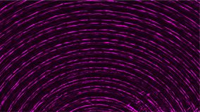 Texture abstract colored cosmic magical glowing bright shining neon lines of spirals waves of strips of threads of energy patterns. And copy space. The royalty free illustration