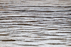 Texture abstract plank of wood. Background closeup and space for fill text select soft focus blurred background Stock Photography