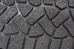 Texture of abstract rubber look like turtle shell Stock Photography