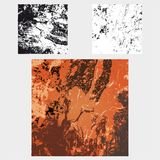 Texture of abstract spots Royalty Free Stock Photos