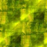 Texture abstract watercolor seamless green Royalty Free Stock Photos