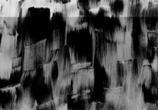 Texture abstraction black and white art design illustration paint. Texture abstraction of black-and-white art design illustration paint textile clothing brush royalty free stock photos