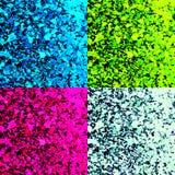 Texture abstraction green art design illustration stock illustration