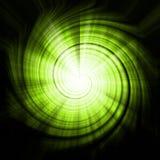 Texture abstraite étrangère de fond de vortex Image stock