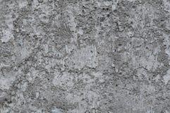 Texture abstraite approximative grise de stuc Image libre de droits