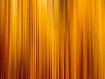 Texture abstraite avec les lignes jaunes et brunes Photographie stock