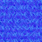 Texture abstraite bleue de fond Photo libre de droits