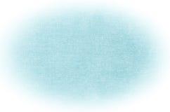 Texture abstraite bleue peinte sur le fond de toile d'art Images stock