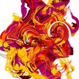 Texture abstraite colorée Fond créateur illustration libre de droits