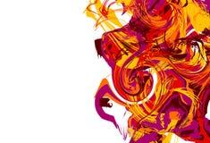 Texture abstraite colorée fond lumineux de couleurs illustration libre de droits