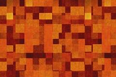 Texture abstraite de briques Image libre de droits