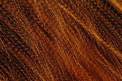 Texture abstraite de feux d'artifice d'or sur le fond noir Photos libres de droits