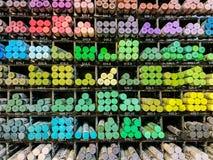 Texture abstraite de fond avec l'abondance de couleurs photos libres de droits