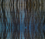 Texture abstraite de fond de nature - détail d'usine Photographie stock libre de droits