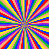 Texture abstraite de fond de starburst Photos stock