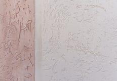 Texture abstraite de mur de fond blanc de ciment photos stock
