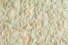 Texture abstraite de papier peint décoratif de liquide de plâtre Images stock
