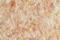 Texture abstraite de papier peint décoratif de liquide de plâtre Image libre de droits